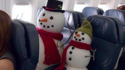 Delta's Holiday - In-Flight Safety Video